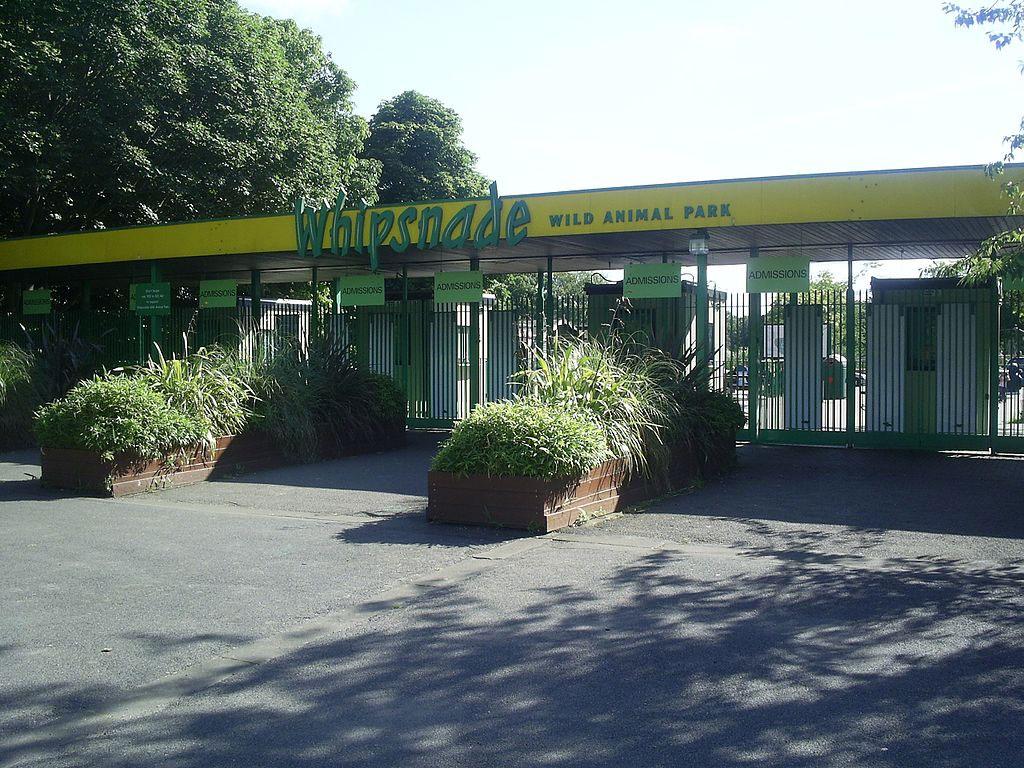 ウィップスネード動物園